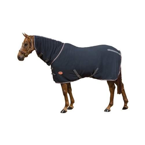 Weatherbeeta Fleece Dog Rug: Weatherbeeta Fleece Cooler Combo Rug