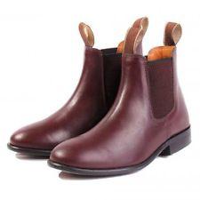 Loveson Jodhpur Boots Oxblood