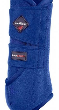 Le Mieux Support Boot Bennetton Blue