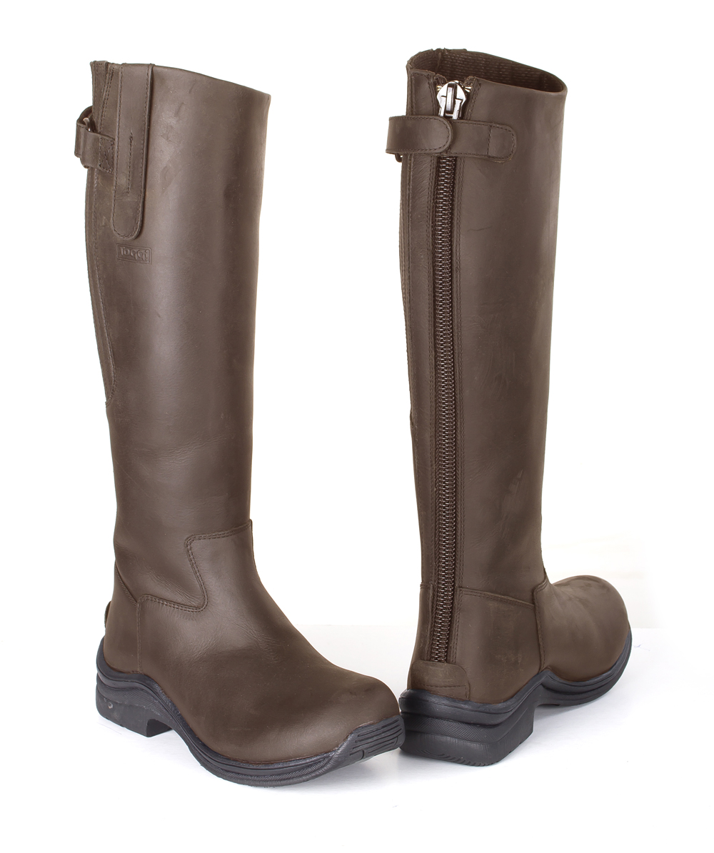 Toggi Carlton Children S Long Riding Boot Equine Mania